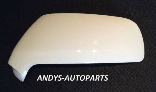 PEUGEOT 3008 2009 ONWARDS WING MIRROR COVER L/H OR R/H IN POLAR WHITE